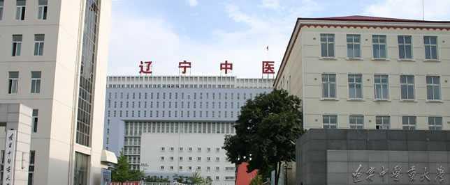 遼寧中医薬大学外観