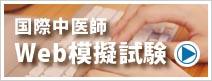 国際中医師 模擬試験